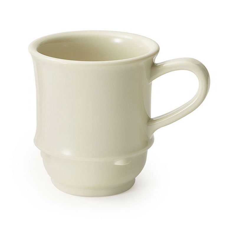 GET TM-1208-P Mug, 8-oz, Stacking, Plastic, Centennial Texas Priceware