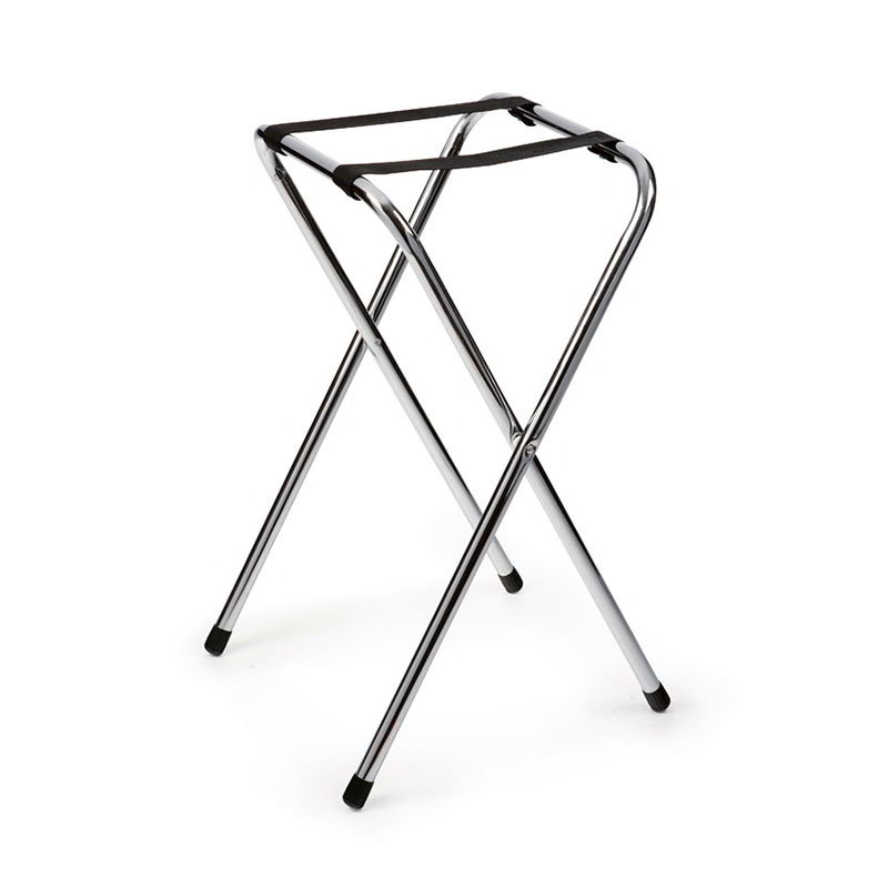 "GET TSC-101 Tray Stand, 30-1/2"" High, Econo Chrome"