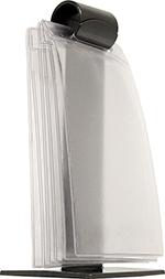 """Risch ROLLSTD-G 8-1/2"""" Table Top Roll Stand - Graphite"""