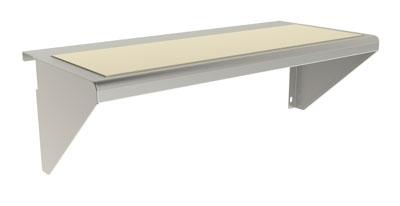 """Wolf CUTBD-72 10-5/8"""" Deep Cutting Board with 7 x 68"""" Sani-Tuff"""