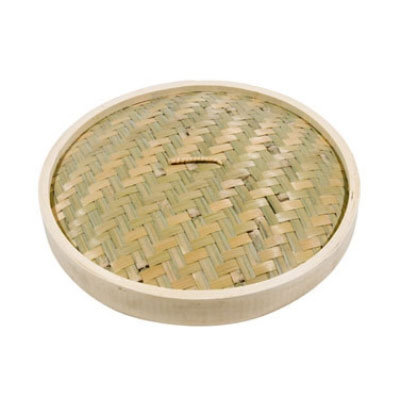 Town 34224C Bamboo Steamer Cover, 24 in
