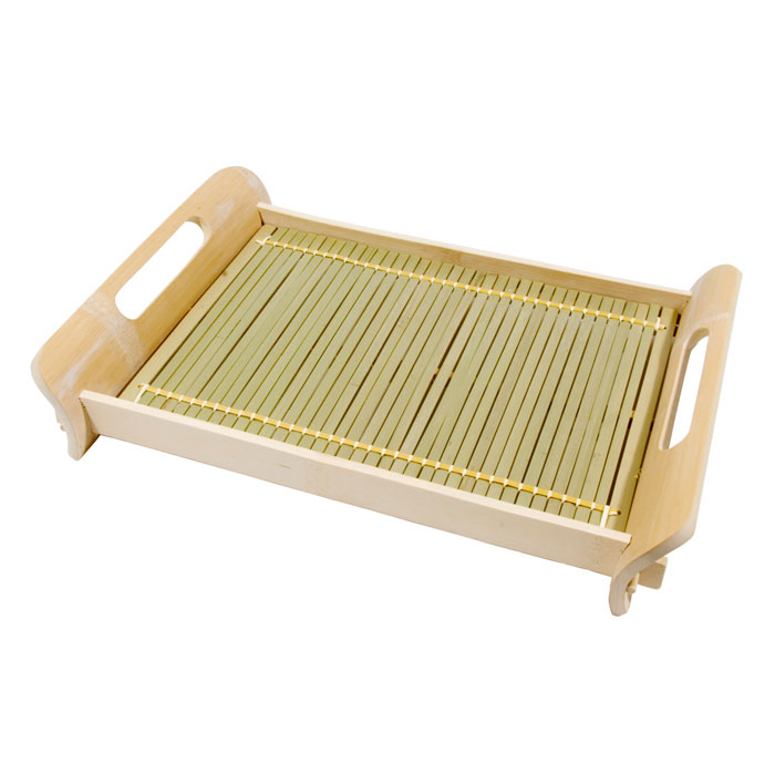 Town 34237 Rectangle Serving Tray, With Built In Handles, 12 X 17 in