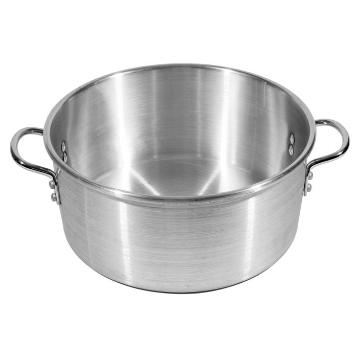 "Town 34622 22"" Chinese Steamer Water Pan, Aluminum"