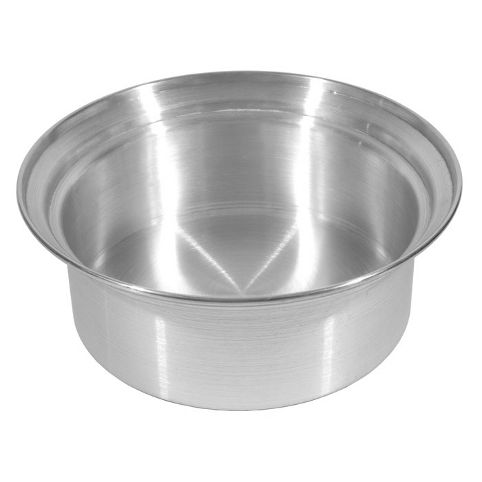 "Town 34640 Bamboo Steamer Pan, Fits 10"" Steamer, 11-3/4 in, Aluminum"