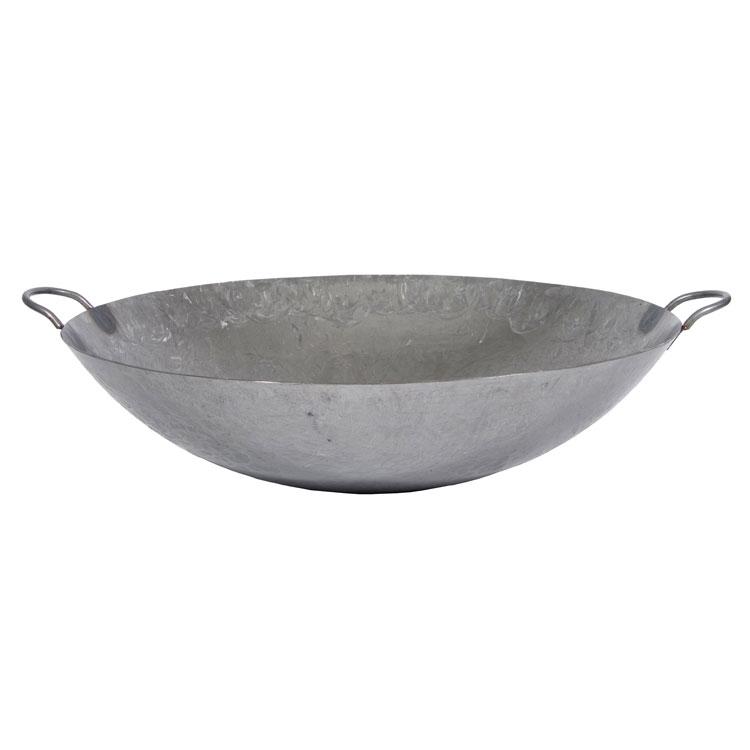 """Town 34720 20"""" Steel Stir Fry Pan"""