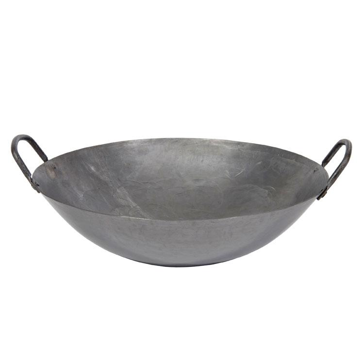 """Town 34726 26"""" Steel Stir Fry Pan"""