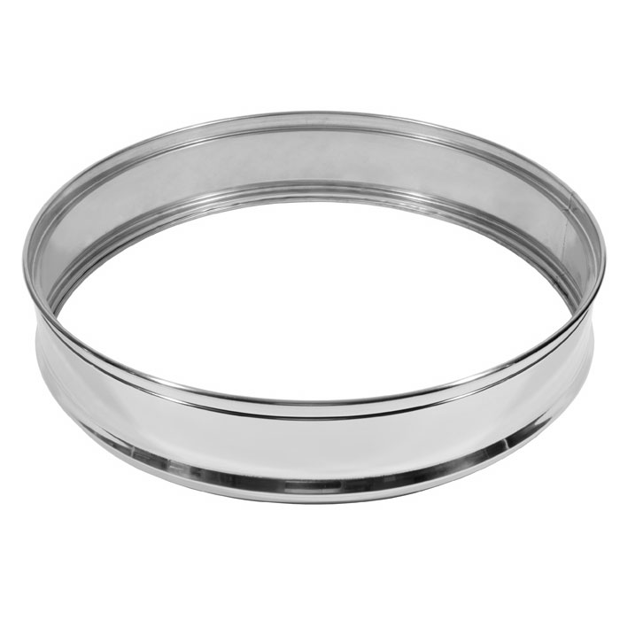 """Town 36619 18"""" Steamer Ring, Stainless"""