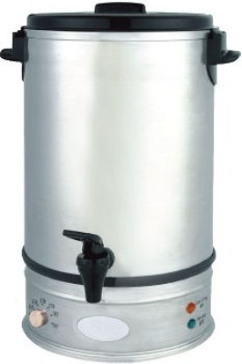 Town Food Service 39110 10 L Water Boiler, Stainless