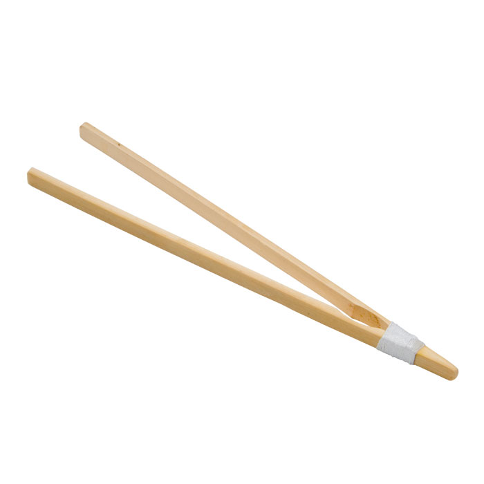"Town 51318 10-1/2"" Bamboo Serving Tong, Joined And Tied"