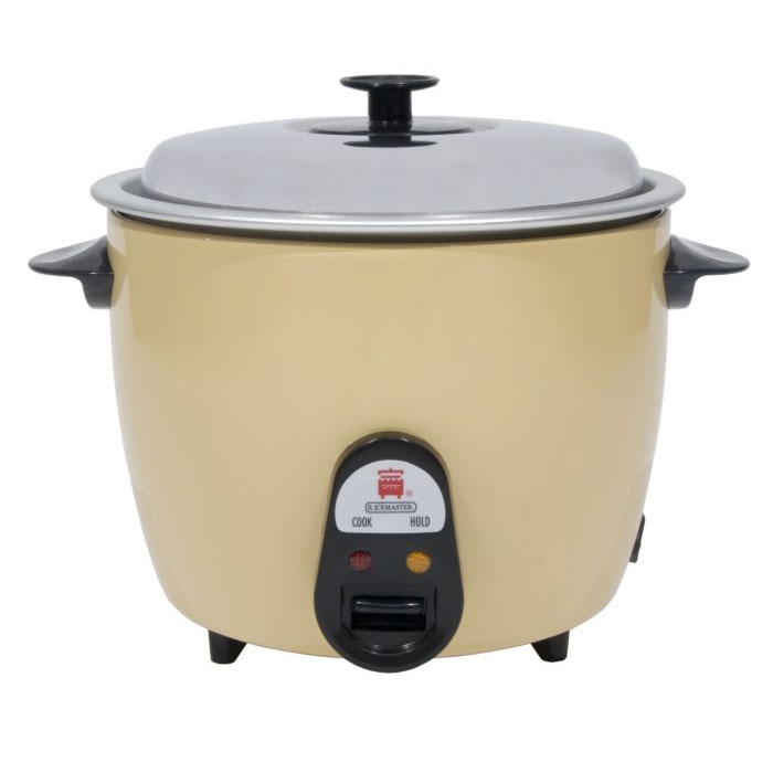 Town 56816 10-Cup Rice Cooker w/ Auto Cook & Hold, 120 V