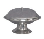Town Food Service 25276 Stainless Compote Dish Cover Only, 7-1/2 in 25276