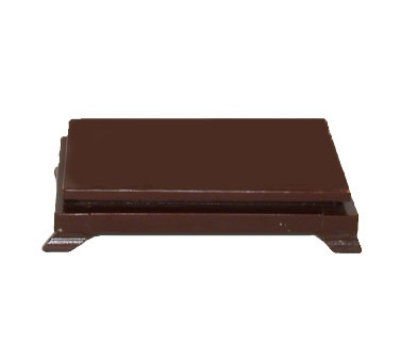 Town Food Service 28260 Display Base For Horses, Wood