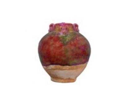 Town Food Service 28297 Bud Vase, Caramel Jug, 4-1/2 in