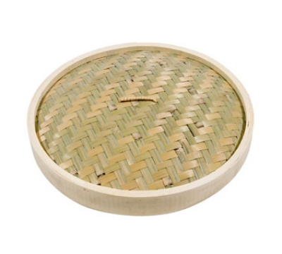 Town 34212C Bamboo Steamer Cover, 12 in