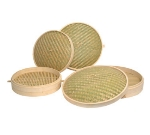 Town 34222C Bamboo Steamer Cover, 22 in