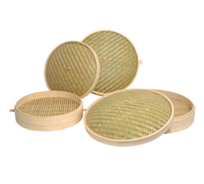 Town Food Service 34218 Bamboo Steamer, 18 in