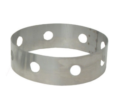 Town 34708 14 in Wok Ring, Fits 18 in Wok, Stainless