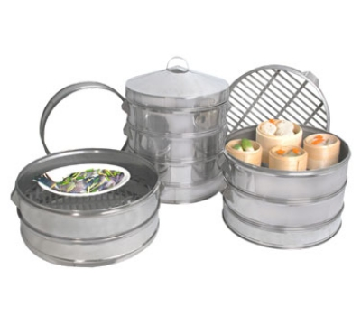 Town 36623 22 in Dim Sum Steamer Cover, Domed, Stainless
