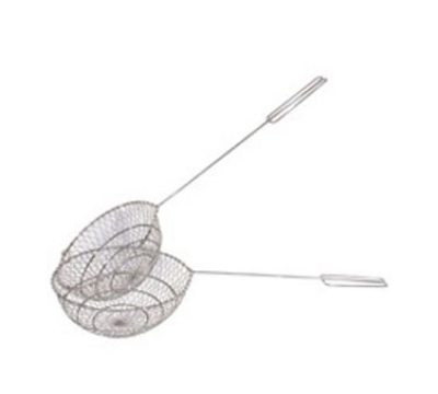 "Town 42527 7"" Diameter Bird's Nest Skimmer, Stainless"
