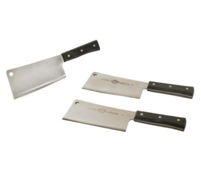 Town Food Service 47328 12-in Bone Cleaver w/ 6.75 X 3.5-in Blade & Riveted Handle