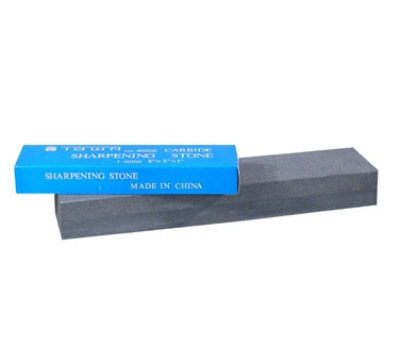 "Town 49008 8 X 2""Double Sided Sharpening Stone, Fine/Coarse, Silicon Carbide"