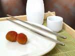 Town 51320 9 in Hollow Chopsticks, Dishwasher Safe, Stainless Steel