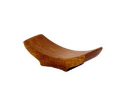 Town Food Service 51329 Traditional Wood Chopstick Rest