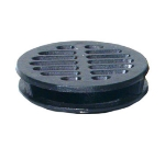 Town 51356 Cast Iron Hibachi Replacement Grate