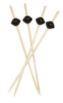Town 51602B Black Diamond Shape Ball Pick