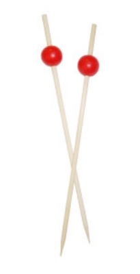 Town 51604R Red Ball Shape Ball Pick