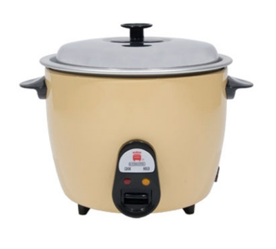 Town Food Service 56816 10-Cup Rice Cooker w/ Auto Cook & Hold, 120 V