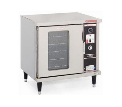 Market Forge 4292 Double Full Size Electric Convection Oven - 208v/1ph