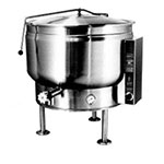 Market Forge F-40LEF 2083 40-gal Kettle w/ Full Steam Jacket Design, Tri-Leg, Stainless Finish, 208/3 V