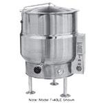 Market Forge F60LE 2083 Kettle, Electric, 60 gal Capacity, Tri-Leg, 208/3 V