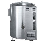 Market Forge F80GL NG Kettle w/ 80-Gallon Capacity, Floor Mounted Control Console, NG