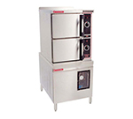 Market Forge 3500M24SC 24-in Convection Steamer w/ Steam Coil & (3) 12x20x2.5-in Pan Capacity