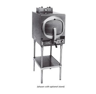 Market Forge ST-AG NG Pressure Steamer w/ 1 Compartment, No Base, NG