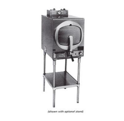Market Forge STAS Pressure Steamer Direct Steam 1 Compartment Restaurant Supply