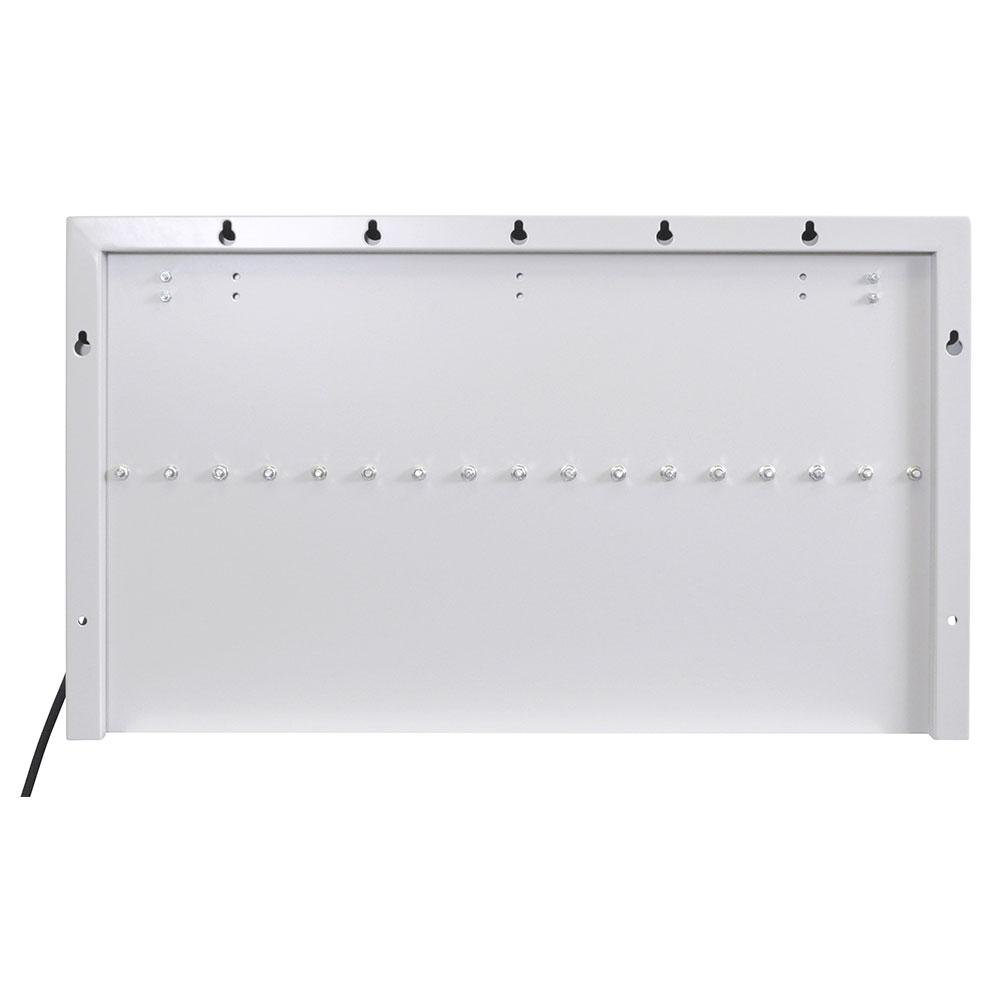 Luxor Furniture LLTMW16-G 1-Level Computer Box w/ 10-ft Cord