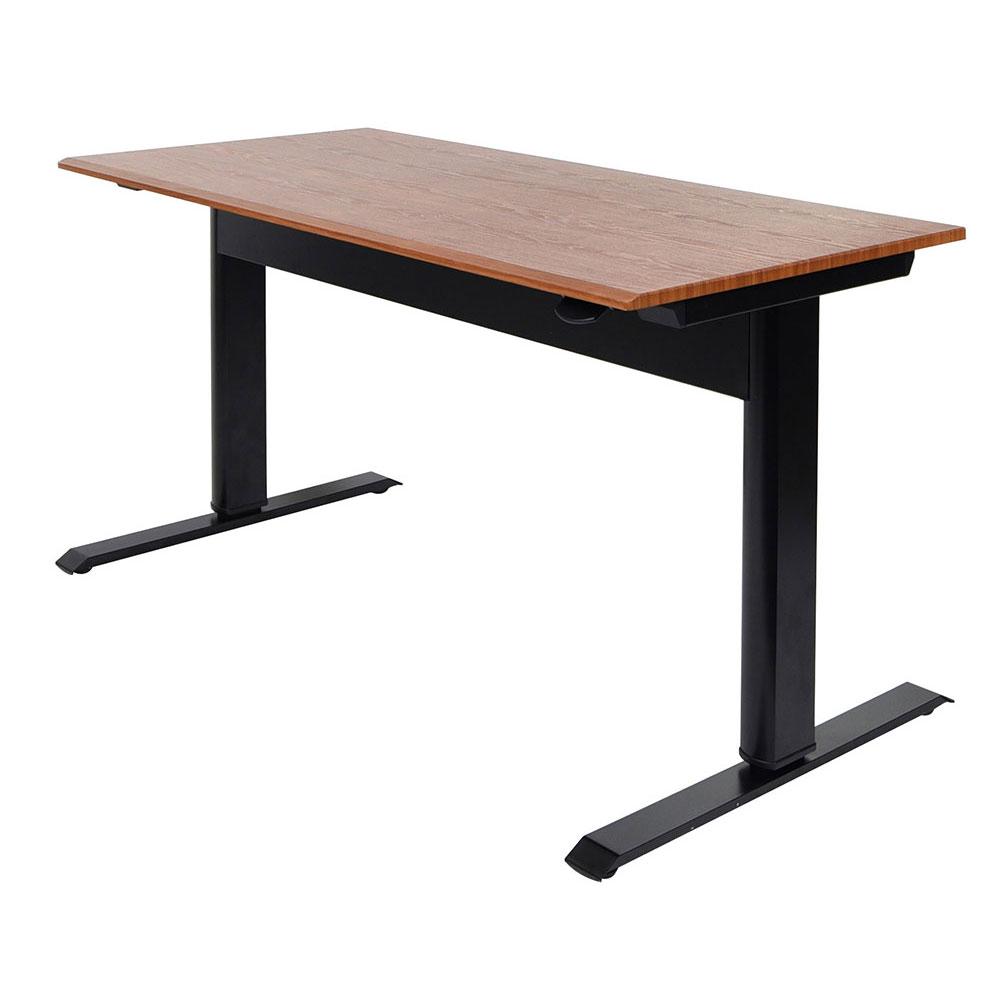 Luxor Furniture Spn56f Bk Tk 56 Quot Adjustable Standing Desk