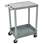 Luxor Furniture STC21-G Multipurpose Cart w/ Tub &