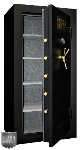 Mesa Safe MBF7236C-P Burglery Safe w/ 4 Shelves & Combination Lock, 22.9-cu ft, Black