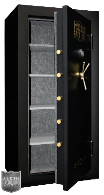 Mesa MBF7236C-P 21.1-cu ft Burglary Fireproof Safe w/ Combination Lock