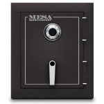 "Mesa MBF1512CHGRY Burglary Safe, 20"", Combination, 1.7-cu ft, Hammered Grey"