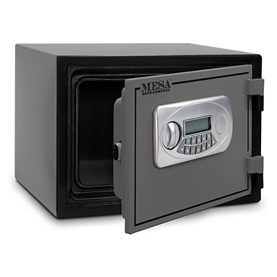 Mesa MF30E Fire Safe - UL Classified, All Steel, Electronic Lock, .4 cu ft