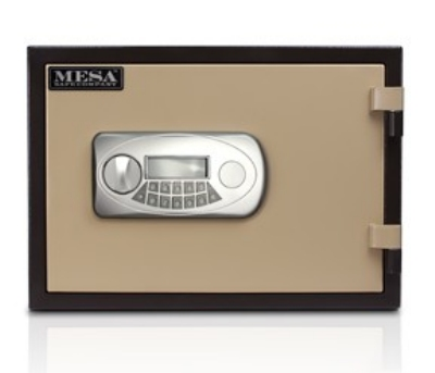 Mesa MF35E Fire Safe - UL Classified, All Steel, Electronic Lock, 0.5 cu ft