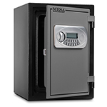Mesa MF50E Fire Safe - UL Classified, All Steel, Electronic Lock, 0.6 cu ft