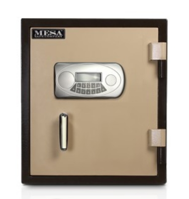 Mesa MF53E Fire Safe - UL Classified, All Steel, Electronic Lock, 1.3 cu ft