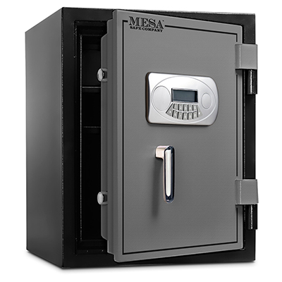 Mesa MF60E Fire Safe - UL Classified, All Steel, Electronic Lock, 1.5 cu ft