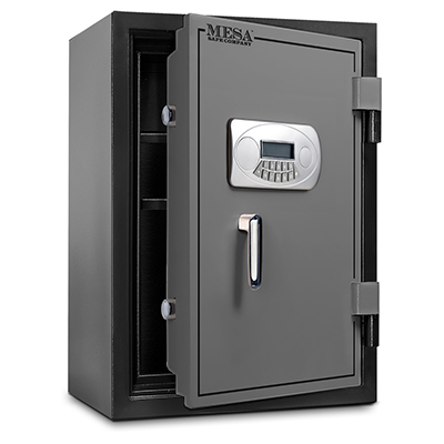 Mesa Safe MF70E Fire Safe - UL Classified, All Steel, Electronic Lock, 1.7 cu ft